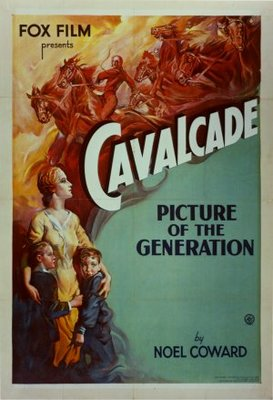 Cavalcade movie poster (1933) poster MOV_cb4138f0
