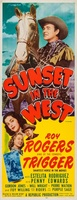 Sunset in the West movie poster (1950) picture MOV_cb414aad