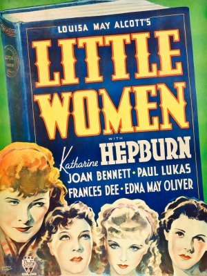 Little Women movie poster (1933) poster MOV_cb4c57a6