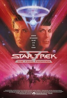 Star Trek: The Final Frontier movie poster (1989) picture MOV_cb4f3ed9