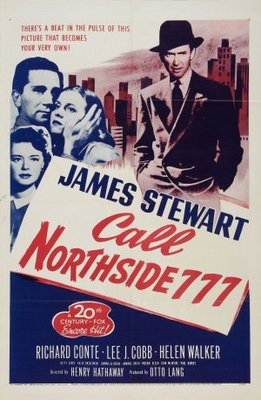 Call Northside 777 movie poster (1948) poster MOV_cb50a5a4