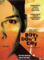 Boys Don't Cry movie poster (1999) picture MOV_cb51ada7