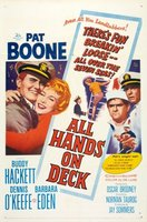 All Hands on Deck movie poster (1961) picture MOV_cb5299cd