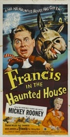 Francis in the Haunted House movie poster (1956) picture MOV_cb535434