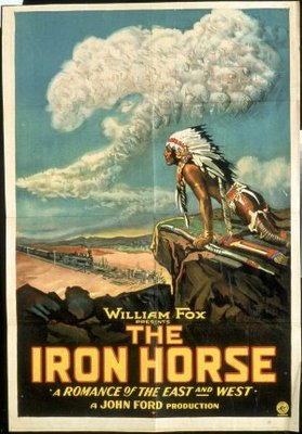 The Iron Horse movie poster (1924) poster MOV_cb537048