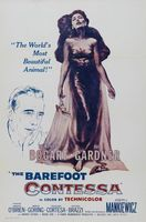 The Barefoot Contessa movie poster (1954) picture MOV_cb541c3d