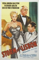 Storm Over Lisbon movie poster (1944) picture MOV_cb54fc37