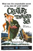 Creature from the Haunted Sea movie poster (1961) picture MOV_cb616b6b