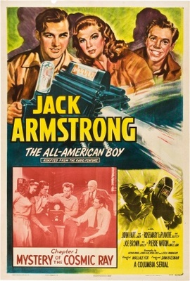 Jack Armstrong movie poster (1947) poster MOV_cb6bc383