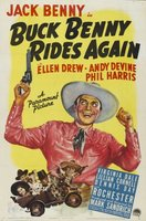 Buck Benny Rides Again movie poster (1940) picture MOV_cb6e109c