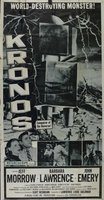 Kronos movie poster (1957) picture MOV_cb6f7d66