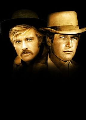 Butch Cassidy and the Sundance Kid movie poster (1969) poster MOV_cb70e3ee