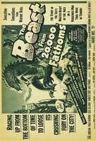 The Beast from 20,000 Fathoms movie poster (1953) picture MOV_cb71c5f0