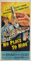 No Place to Hide movie poster (1956) picture MOV_cb729347