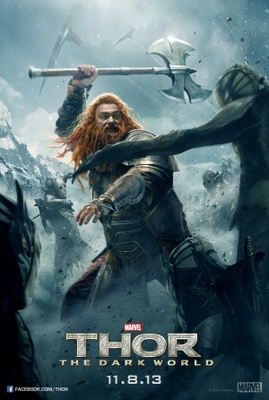 Thor: The Dark World movie poster (2013) poster MOV_cb7fe2b1