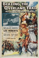 Blazing the Overland Trail movie poster (1956) picture MOV_4a497463