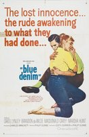 Blue Denim movie poster (1959) picture MOV_cb868881