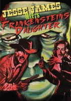 Jesse James Meets Frankenstein's Daughter movie poster (1966) picture MOV_cb88f8d7