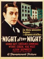 Night After Night movie poster (1932) picture MOV_cb8d2483