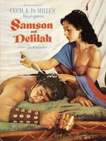 Samson and Delilah movie poster (1949) picture MOV_cb8d3d9b
