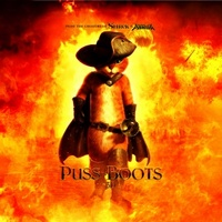 Puss in Boots movie poster (2011) picture MOV_cb90d564