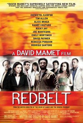 Redbelt movie poster (2008) poster MOV_cb92ee6e