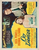 Cry Danger movie poster (1951) picture MOV_cb9d77bf