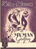 My Man Godfrey movie poster (1936) picture MOV_cba8556b