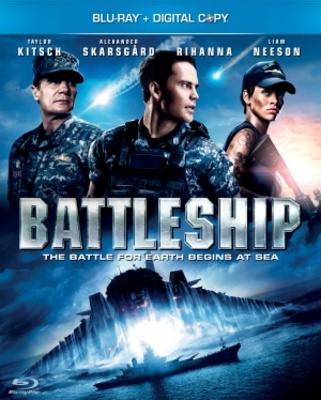 Battleship movie poster (2012) poster MOV_cba889e0