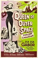 Queen of Outer Space movie poster (1958) picture MOV_cbac148e