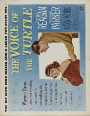 The Voice of the Turtle movie poster (1947) poster MOV_cbb43d4f