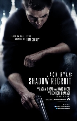 Jack Ryan: Shadow Recruit movie poster (2014) poster MOV_cbb4e22f