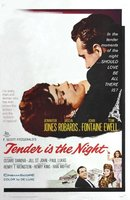 Tender Is the Night movie poster (1962) picture MOV_cbb5c5a9