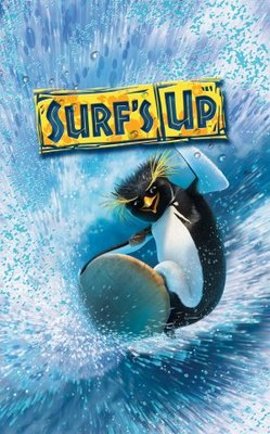 Surf's Up movie poster (2007) poster MOV_cbb68911
