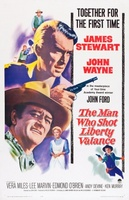 The Man Who Shot Liberty Valance movie poster (1962) picture MOV_cbb69c34