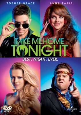 Take Me Home Tonight movie poster (2011) poster MOV_cbbb5cea