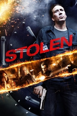 Stolen movie poster (2012) poster MOV_cbc21c95
