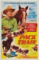 Pack Train movie poster (1953) picture MOV_cbc616db