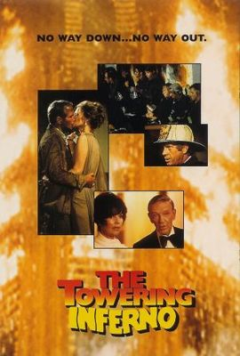 The Towering Inferno movie poster (1974) poster MOV_cbcf5004