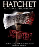 Hatchet movie poster (2006) picture MOV_cbcfd498