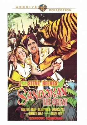Sandokan, la tigre di Mompracem movie poster (1963) poster MOV_cbd3270c