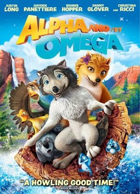 Alpha and Omega movie poster (2010) poster MOV_cbd4dac0