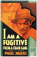 I Am a Fugitive from a Chain Gang movie poster (1932) picture MOV_cbdc5887