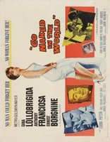 Go Naked in the World movie poster (1961) picture MOV_cbde5214