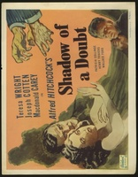 Shadow of a Doubt movie poster (1943) picture MOV_cbe0de85