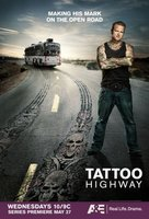 Tattoo Highway movie poster (2009) picture MOV_cbe1de8a