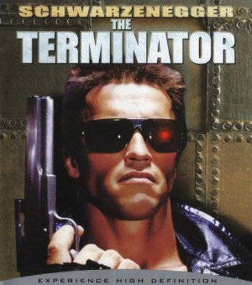 The Terminator movie poster (1984) poster MOV_cbe7ea78