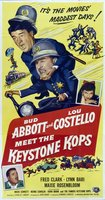 Abbott and Costello Meet the Keystone Kops movie poster (1955) picture MOV_cbe86a21