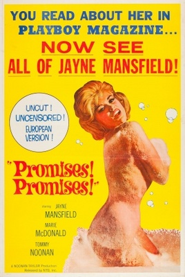 Promises! Promises! movie poster (1963) poster MOV_cbee36fc