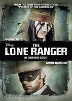 The Lone Ranger movie poster (2013) picture MOV_cbf01aaa
